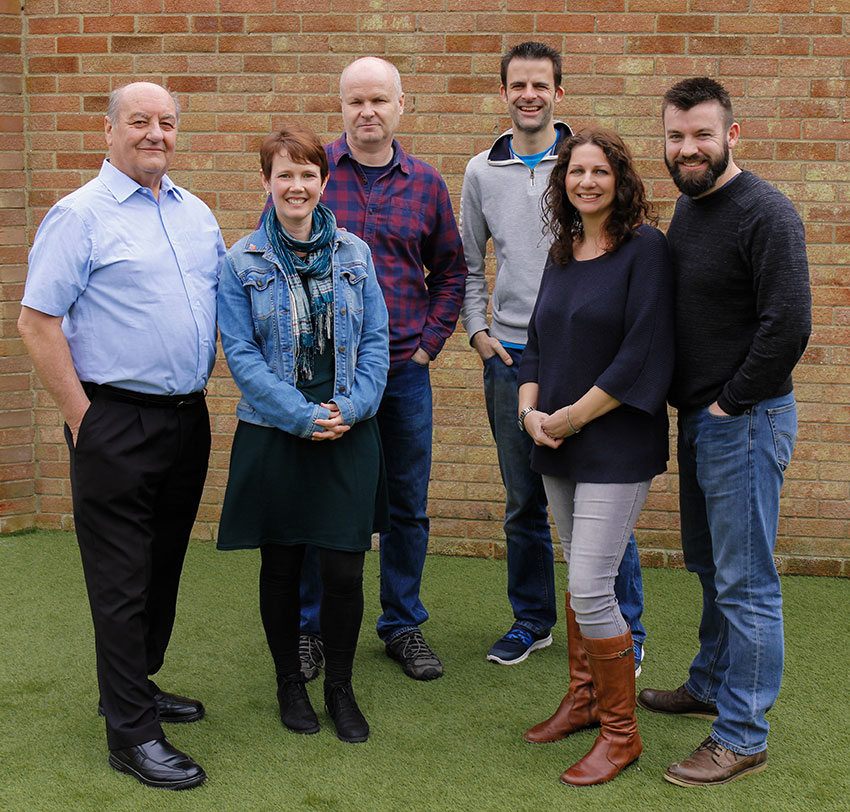 Oasis Church Chelmsford Leadership Team